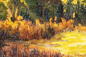 Christine Strauss( Autumn Light by Christine Strauss)